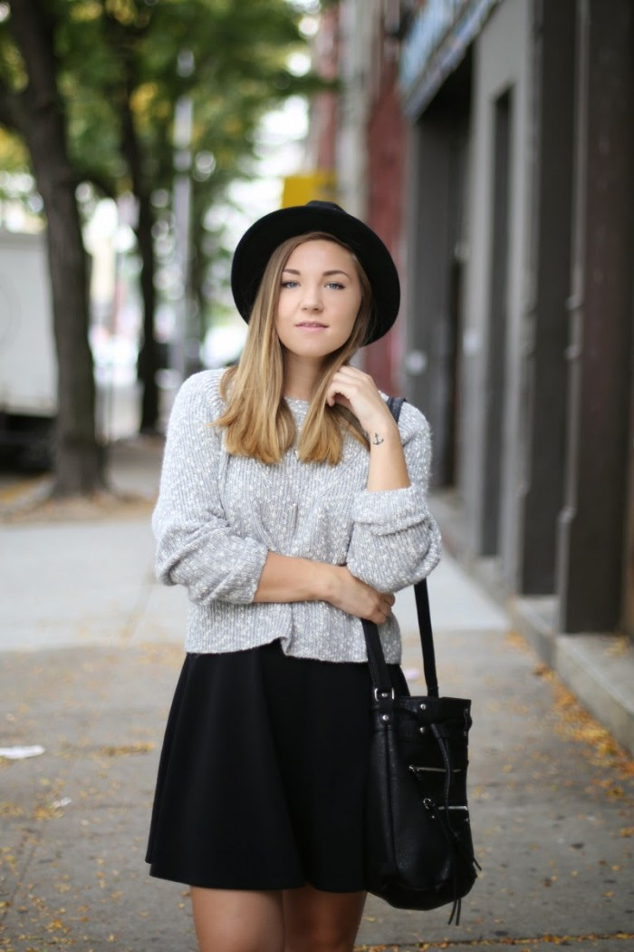outfit parisian chic ny fashion blogger stylish in sequins