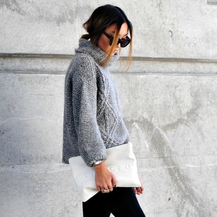 stressed-clutch_grey-knit_berlin-fashion-blog_En-Vogue