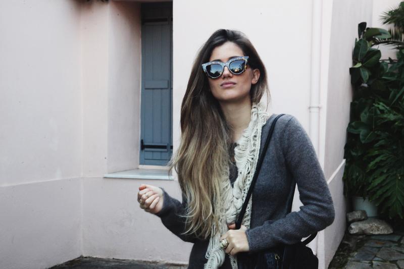 athens fashion blog kristen leo asos sunglasses