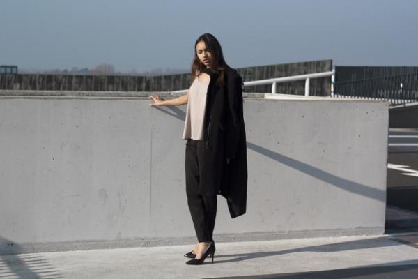 chama fashion chic minimal style blog