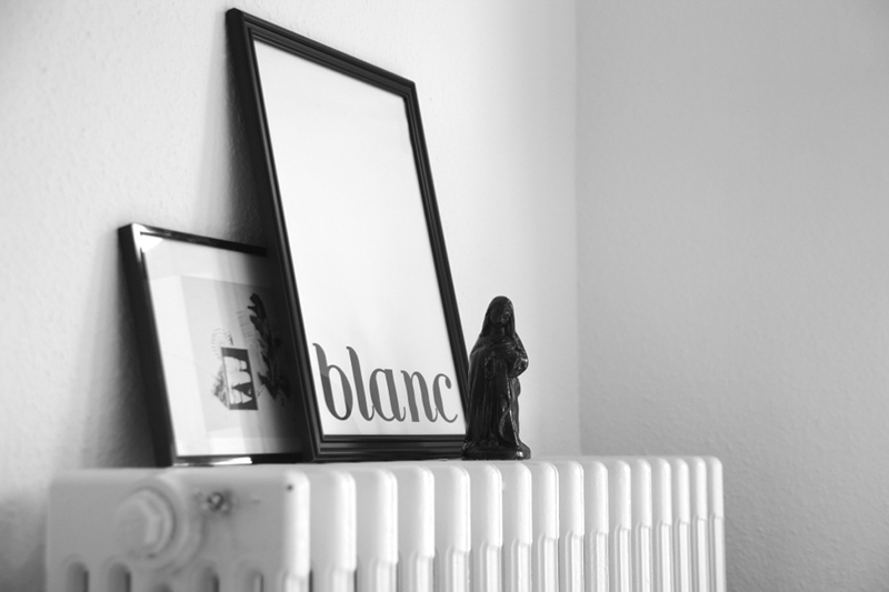 Exceptionnel ... Minimalism Interior_black Maria Art_minimalism_black And White Interior  ...
