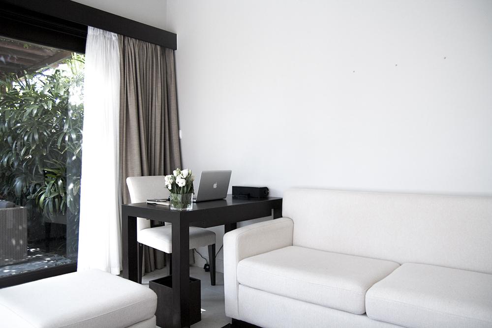 romantic interior resort private villa