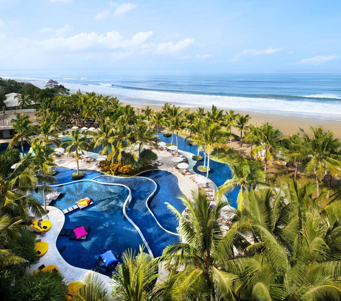 w bali seminyak most beautiful swimming pool